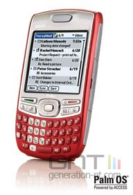 Palm treo 680 crimson qwerty