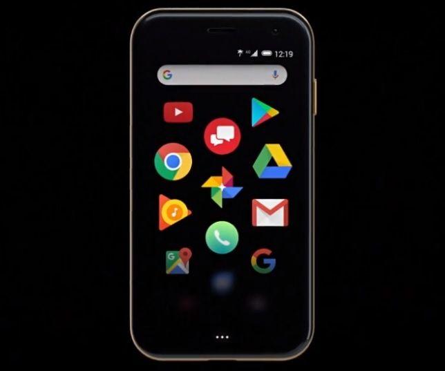 Palm : le tout petit smartphone officiellement dévoilé