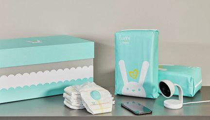 Pampers lumi 1
