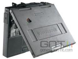 Panasonic toughbook small