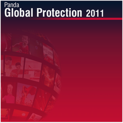 Panda Global Protection 2011 logo