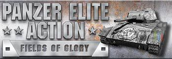 Panzer elite action fields of glory logo