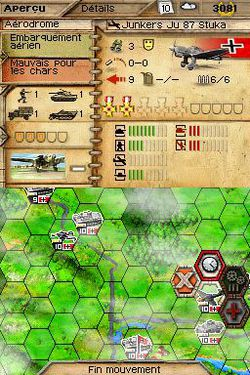 Panzer Tactics DS   25