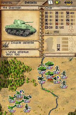 Panzer Tactics DS   31