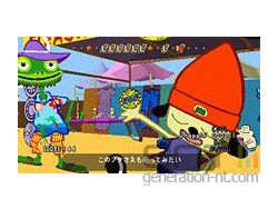 Parappa the rapper small
