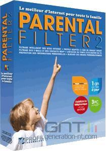 parental filter 2 boite
