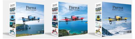 parrot-be-drone