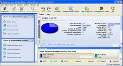 Partition Manager 10 Professionnel screen 2