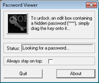 Password Viewer : retrouver un mot de passe perdu