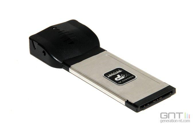 Patriot Memory ExpressCard USB 3.0