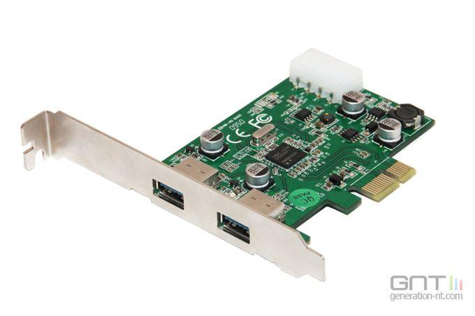 Patriot Memory PCI-Express USB 3.0
