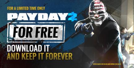 PayDay 2 gratuit