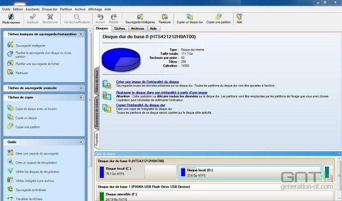 PC Cloneur Facile screen 2