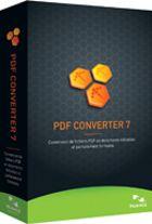 PDF Converter 7 : un éditeur de PDF tout en un