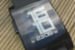 Test de la Pebble, la smartwatch connectée