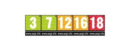 PEGI - pictogrammes