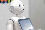 Pepper Nestlé robot vendeur japon