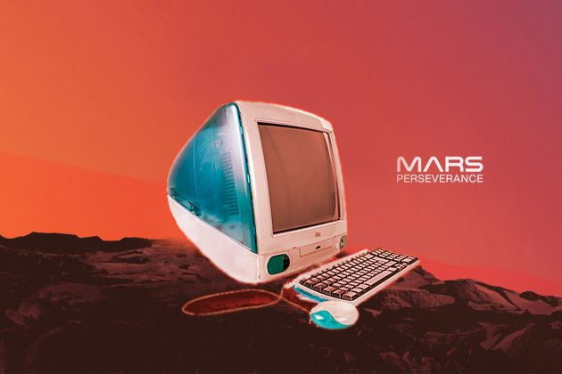 Perseverance Mac Mars