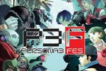 Persona 3 FES - pochette