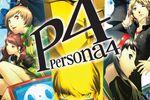 Persona 4 - pochette