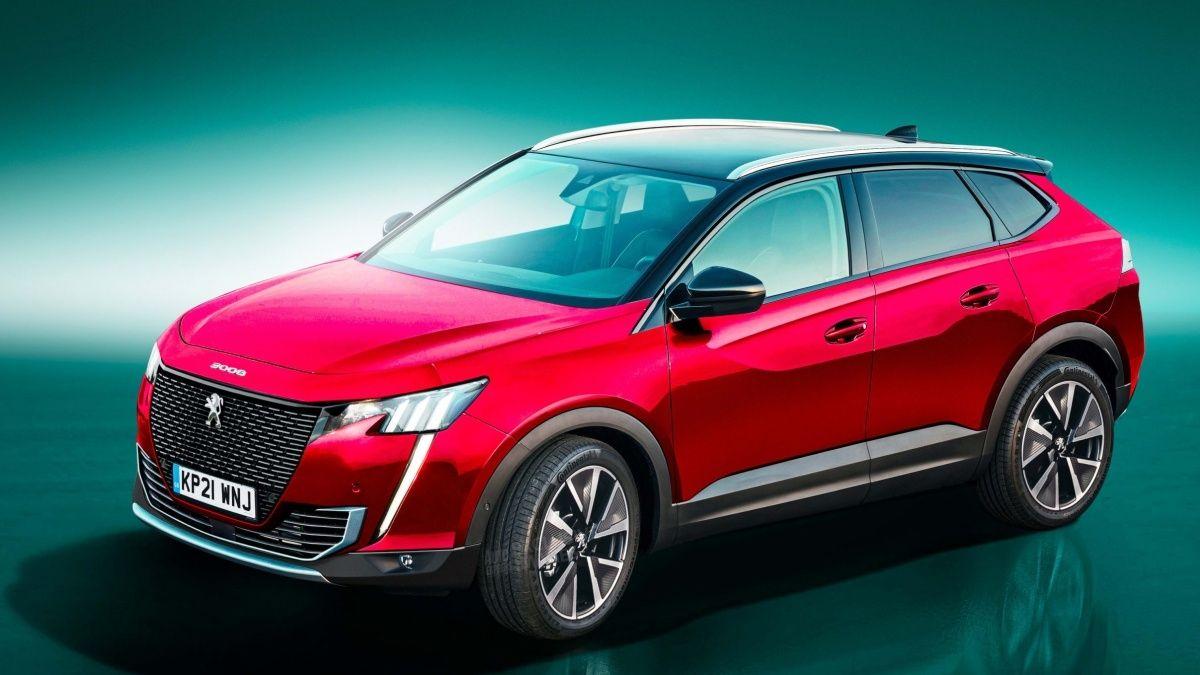 Peugeot 3008 électrique: produite en France et jusqu'à 650 kilomètres d'autonomie