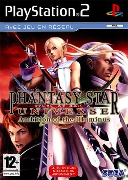 Phantasy Star Universe L\'Ambition des Illuminus