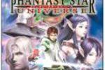 Phantasy Star Universe jaquette