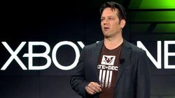 Phil Spencer Xbox One