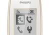 Philips Mini Combiné : téléphone fixe compact et tactile