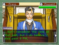 Phoenix Wright Ace Attorney Justice For All Wii - Image 3