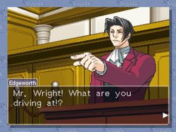 Phoenix Wright Ace Attorney Wii - Image 3