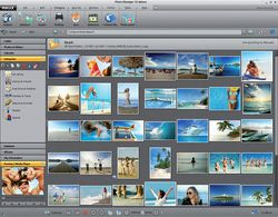 Photo Manager 10 Deluxe screen 1