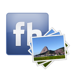 Photo Uploader for Facebook logo
