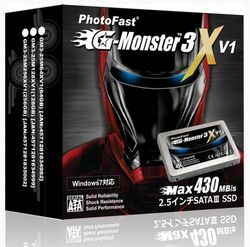 PhotoFast G-Monster3 XV1 series