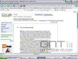google book search screenshot