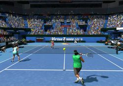 Virtua Tennis 2009- Wii (1)