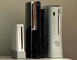 Consoles PS3 Xbox 360 Wii