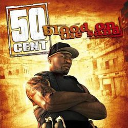 test 50 cent blood on the sand image presentation