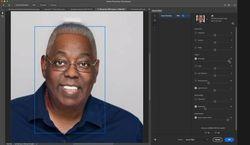 Photoshop vieillissement