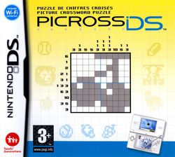 Picross ds packshot