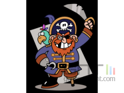 Pirate comics small