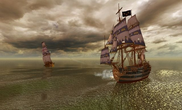 Pirates of the Burning Sea Portalus Games