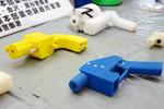 pistolet imprimé 3D