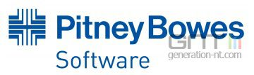 Pitney bowes Software logo