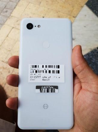 Pixel 3 XL blanc 02