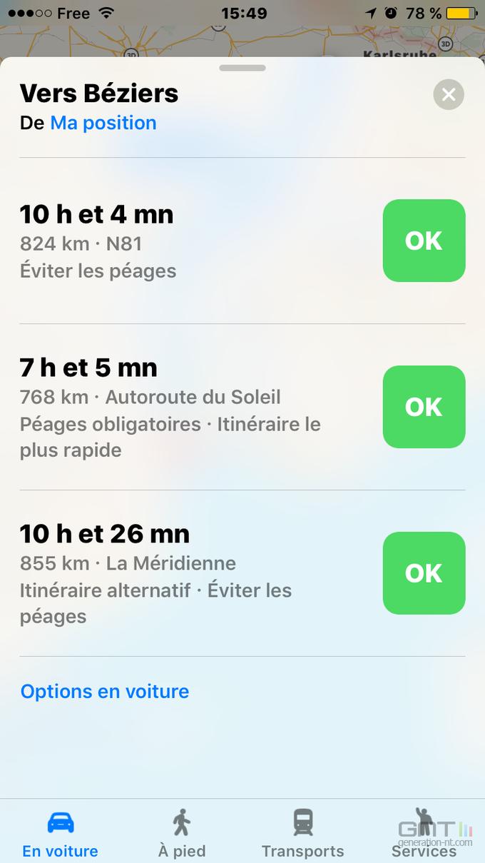 Plans iPhone sans péage (4)