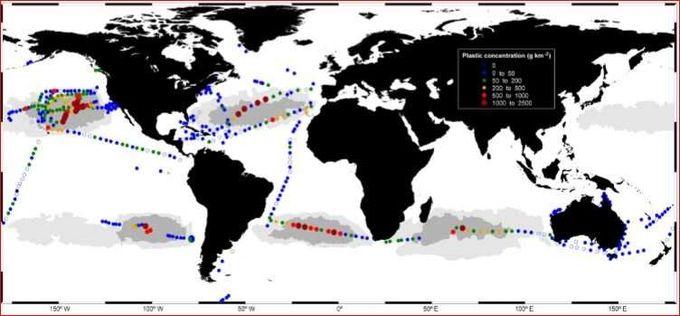 plastique océans 1
