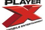 Player X logo
