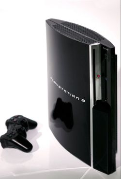 Playstation 3 ps3 living room image 7