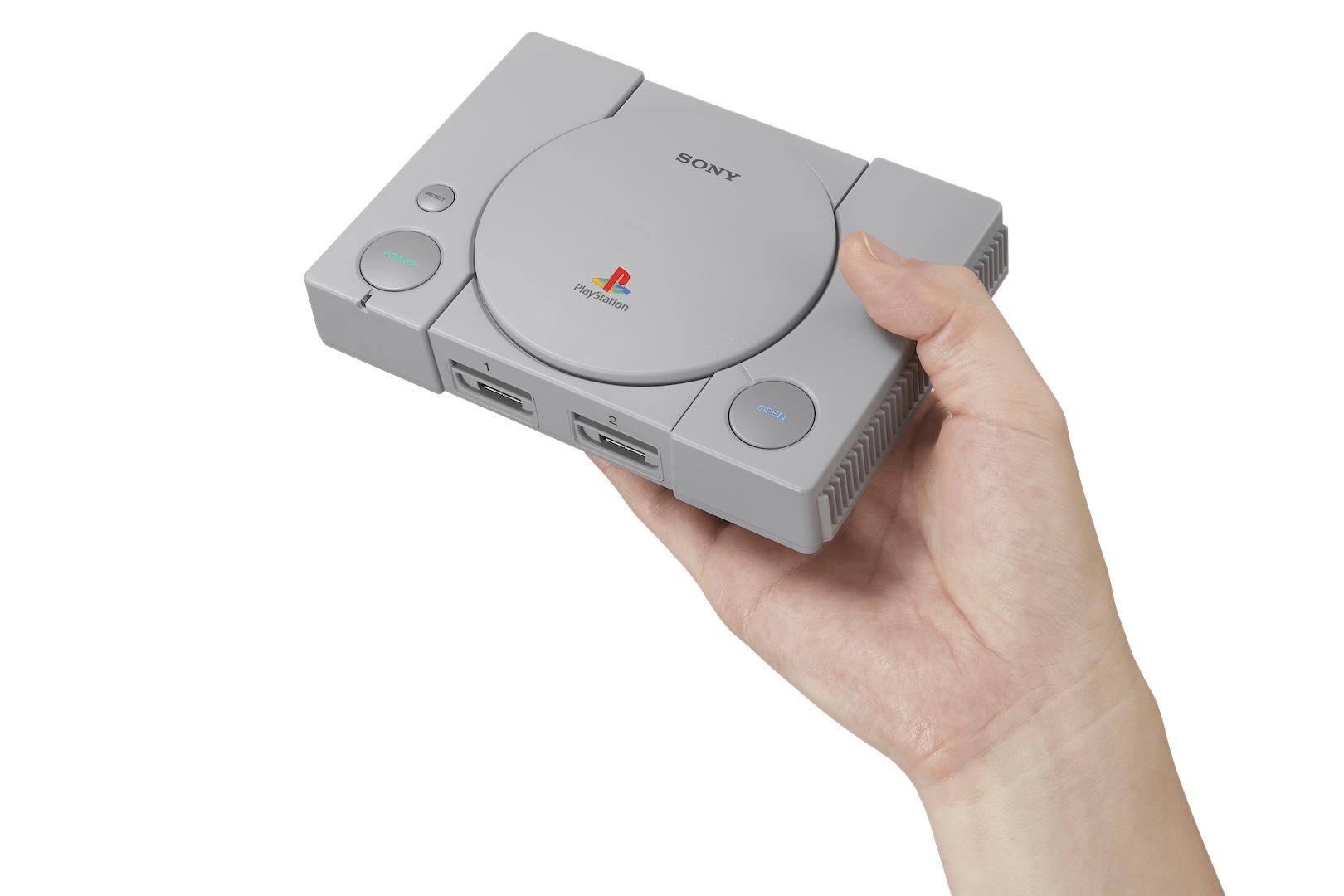 PlayStation 5 : une rétrocompatibilité totale jusqu'à la PS 1